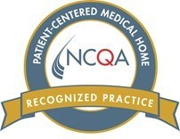 Patient Centered Medical Home - Recognized Practice Logo