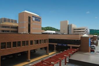 1911 The General Hospital in Charleston, WV West Virginia