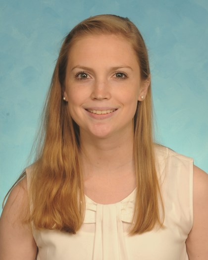 A head shot photo of Emily Witsberger.